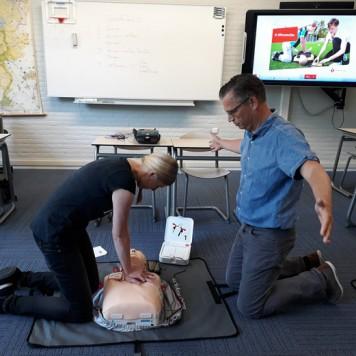 AED onderwijs Noordgouw